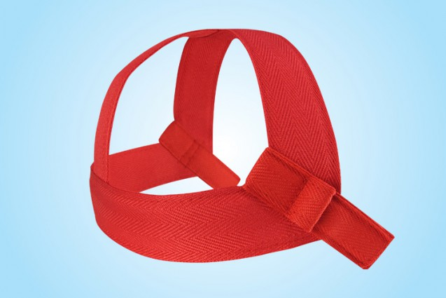 high_pull_headgear_red